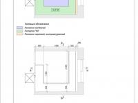Проект кухни Кривоногова Елена-6